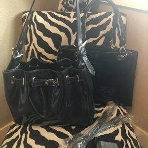 Lot of 2 gently used Beijo bags